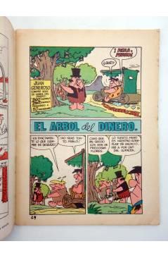 Muestra 1 de HANNA BARBERA PUBLICACIÓN JUVENIL 29. HUCK. Ediprint 1984
