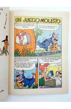 Muestra 2 de HANNA BARBERA PUBLICACIÓN JUVENIL 33. LOS PICAPIEDRA. Ediprint 1984
