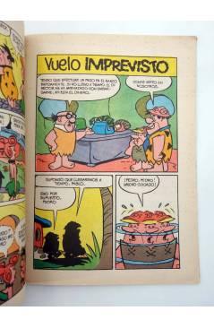 Muestra 2 de HANNA BARBERA PUBLICACIÓN JUVENIL 34. LOS PICAPIEDRA. Ediprint 1984