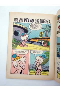 Muestra 2 de HANNA BARBERA PUBLICACIÓN JUVENIL 36. HUCK. Ediprint 1984