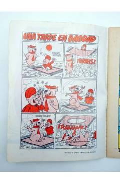 Muestra 1 de HANNA BARBERA PUBLICACIÓN JUVENIL 33 34 35 36. LOTE DE 4. Ediprint 1984