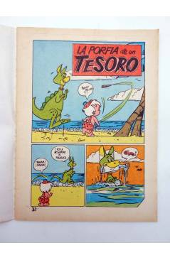 Muestra 2 de HANNA BARBERA PUBLICACIÓN JUVENIL 33 34 35 36. LOTE DE 4. Ediprint 1984