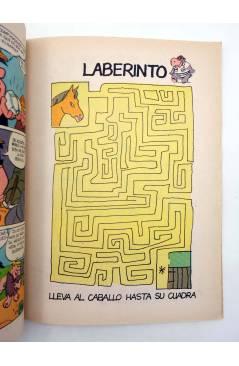 Muestra 6 de HANNA BARBERA PUBLICACIÓN JUVENIL 33 34 35 36. LOTE DE 4. Ediprint 1984