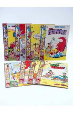 Cubierta de HANNA BARBERA PUBLICACIÓN JUVENIL 28 29 31 32 33 34 35 36. LOTE DE 8. Ediprint 1984
