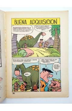 Muestra 3 de HANNA BARBERA PUBLICACIÓN JUVENIL 28 29 31 32 33 34 35 36. LOTE DE 8. Ediprint 1984