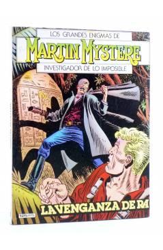 Cubierta de MARTIN MYSTERE 2. LA VENGANZA DE RA (A. Castelli / G. Alessandrini) Zinco 1982. BONELLI