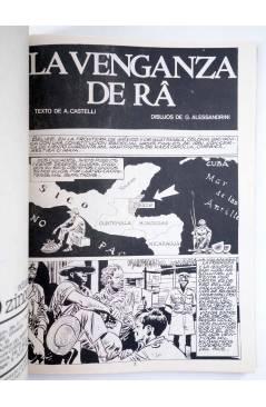 Muestra 1 de MARTIN MYSTERE 2. LA VENGANZA DE RA (A. Castelli / G. Alessandrini) Zinco 1982. BONELLI