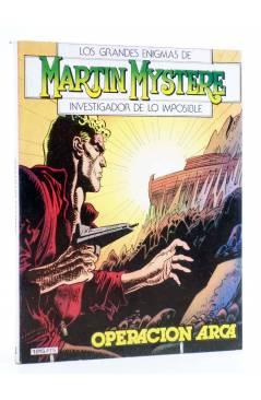 Cubierta de MARTIN MYSTERE 3. OPERACIÓN ARCA (A. Castelli / A.M. Ricci) Zinco 1982. BONELLI