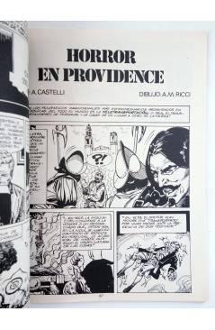 Muestra 2 de MARTIN MYSTERE 4. LA ESTIRPE MALDITA (A. Castelli / F. Bignotti) Zinco 1982. BONELLI