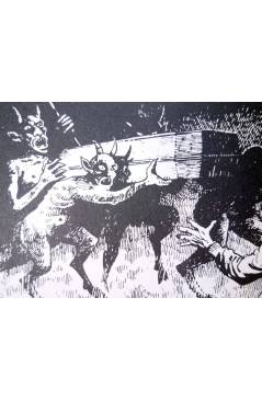 Muestra 3 de MARTIN MYSTERE 4. LA ESTIRPE MALDITA (A. Castelli / F. Bignotti) Zinco 1982. BONELLI
