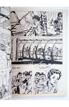 Muestra 2 de MARTIN MYSTERE 6. DELITO EN LA PREHISTORIA (A. Castelli / Cassaro) Zinco 1983. BONELLI