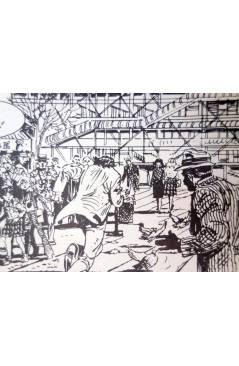 Muestra 3 de MARTIN MYSTERE 6. DELITO EN LA PREHISTORIA (A. Castelli / Cassaro) Zinco 1983. BONELLI
