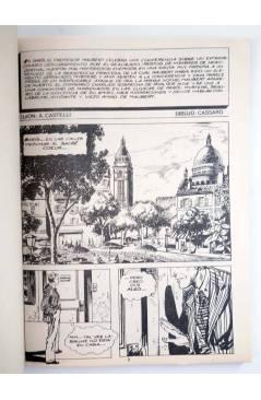 Muestra 1 de MARTIN MYSTERE 7. EL HOMBRE QUE DESCUBRIÓ EUROPA (Castelli / F. Bignotti) Zinco 1983. BONELLI
