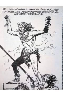 Muestra 3 de MARTIN MYSTERE 7. EL HOMBRE QUE DESCUBRIÓ EUROPA (Castelli / F. Bignotti) Zinco 1983. BONELLI