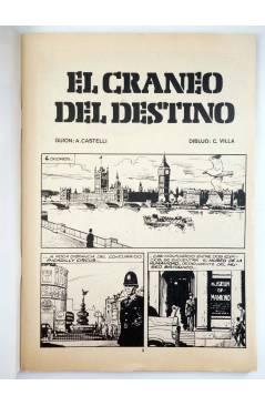 Muestra 1 de MARTIN MYSTERE 11. EL CRÁNEO DEL DESTINO (A. Castelli / C. Villa) Zinco 1983. BONELLI