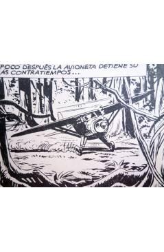 Muestra 3 de MISTER NO 1. EXPLOSIVO PERSONAJE (G. Nolitta) Zinco 1982. BONELLI