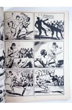 Muestra 2 de MISTER NO 3. EL ÚLTIMO CANGACEIRO (G. Nolitta / F. Bignot) Zinco 1982. BONELLI