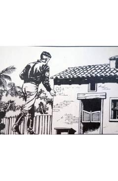 Muestra 3 de MISTER NO 3. EL ÚLTIMO CANGACEIRO (G. Nolitta / F. Bignot) Zinco 1982. BONELLI