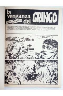Muestra 1 de MISTER NO 5. LA VENGANZA DEL GRINGO (G.Nolitta / Bignot) Zinco 1983. BONELLI