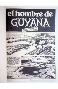 Muestra 1 de MISTER NO 6. EL HOMBRE DE GUYANA (G.Nolitta / R. Diso) Zinco 1983. BONELLI