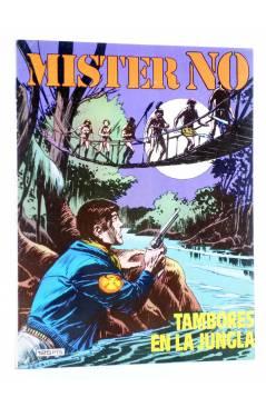 Cubierta de MISTER NO 7. TAMBORES EN LA JUNGLA (G.Nolitta / R. Diso) Zinco 1983. BONELLI