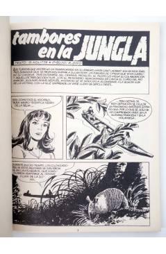 Muestra 1 de MISTER NO 7. TAMBORES EN LA JUNGLA (G.Nolitta / R. Diso) Zinco 1983. BONELLI