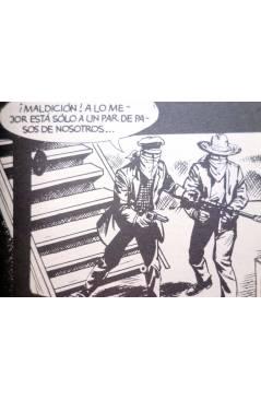 Muestra 3 de MISTER NO 8. EL CAIMÁN DE PLATA (G.Nolitta / Bignot) Zinco 1983. BONELLI