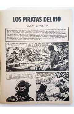 Muestra 1 de MISTER NO 10. LOS PIRATAS DEL RÍO (G.Nolitta / Bignot) Zinco 1983. BONELLI