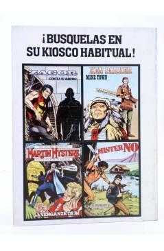 Contracubierta de KEN PARKER 2. MINE TOWN (Berardi / Milazzo) Zinco 1982. BONELLI
