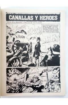 Muestra 1 de KEN PARKER 3. CANALLAS Y HÉROES (Berardi / Milazzo) Zinco 1982. BONELLI