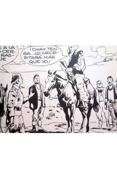 Muestra 3 de KEN PARKER 3. CANALLAS Y HÉROES (Berardi / Milazzo) Zinco 1982. BONELLI