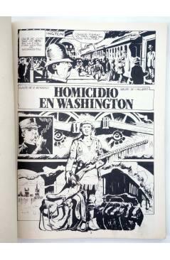 Muestra 1 de KEN PARKER 4. HOMICIDIO EN WASHINGTON (Berardi / Milazzo) Zinco 1982. BONELLI