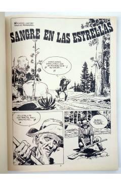 Muestra 1 de KEN PARKER 6. SANGRE EN LAS ESTRELLAS (Berardi / Alessandrini) Zinco 1983. BONELLI