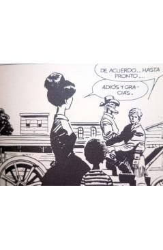Muestra 3 de KEN PARKER 6. SANGRE EN LAS ESTRELLAS (Berardi / Alessandrini) Zinco 1983. BONELLI
