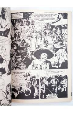 Muestra 2 de KEN PARKER 7. BAJO EL CIELO DE MÉJICO (Berardi / Milazzo) Zinco 1983. BONELLI