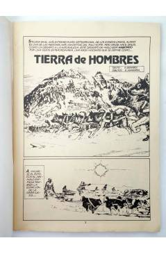 Muestra 1 de KEN PARKER 11. TIERRA DE HOMBRES (Berardi / Marraffa) Zinco 1983. BONELLI