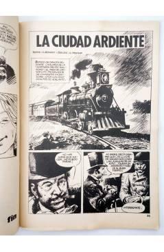 Muestra 1 de KEN PARKER 13. LA CIUDAD ARDIENTE (Berardi / Trevisan) Zinco 1983. BONELLI
