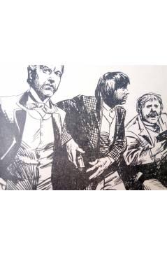 Muestra 2 de KEN PARKER 13. LA CIUDAD ARDIENTE (Berardi / Trevisan) Zinco 1983. BONELLI