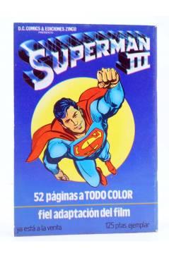 Contracubierta de KEN PARKER 14. LA SOMBRA DE LA VERDAD (Berardi / Alessandrini) Zinco 1983. BONELLI