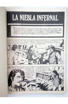 Muestra 1 de ZAGOR 5. LA NIEBLA INFERNAL (G. Nolitta) Zinco 1983. BONELLI