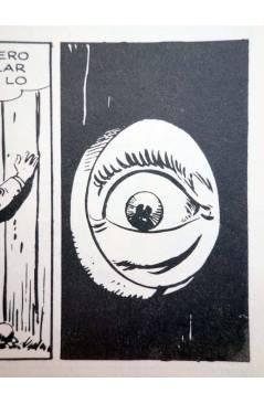 Muestra 3 de ZAGOR 5. LA NIEBLA INFERNAL (G. Nolitta) Zinco 1983. BONELLI