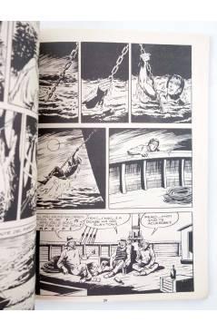 Muestra 2 de ZAGOR 7. LIBERTAD O MUERTE (G. Nolitta) Zinco 1983. BONELLI