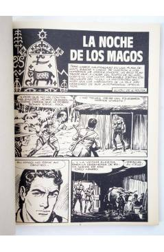Muestra 1 de ZAGOR 10. VUDÚ (G. Nolitta) Zinco 1983. BONELLI