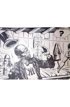 Muestra 3 de ZAGOR 10. VUDÚ (G. Nolitta) Zinco 1983. BONELLI