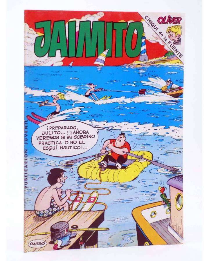Cubierta de JAIMITO PUBLICACIÓN JUVENIL 1639. 22 Octubre 1983 (Vvaa) Valenciana 1983