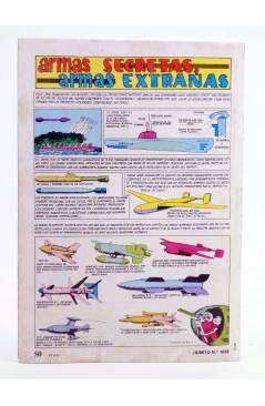 Contracubierta de JAIMITO PUBLICACIÓN JUVENIL 1639. 22 Octubre 1983 (Vvaa) Valenciana 1983