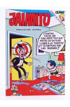 Cubierta de JAIMITO PUBLICACIÓN JUVENIL 1640. 29 Octubre 1983 (Vvaa) Valenciana 1983