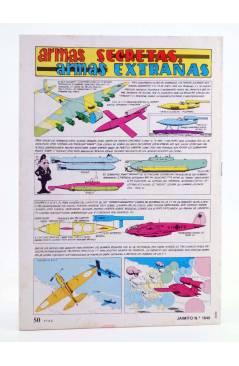Contracubierta de JAIMITO PUBLICACIÓN JUVENIL 1640. 29 Octubre 1983 (Vvaa) Valenciana 1983