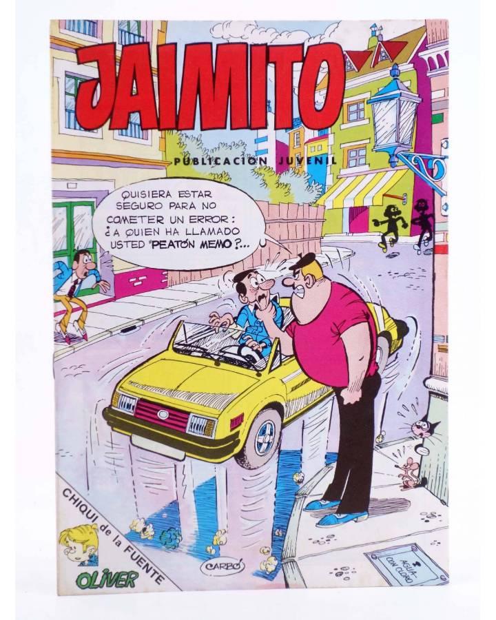 Cubierta de JAIMITO PUBLICACIÓN JUVENIL 1641. 05 Noviembre 1983 (Vvaa) Valenciana 1983