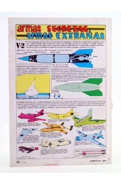 Contracubierta de JAIMITO PUBLICACIÓN JUVENIL 1641. 05 Noviembre 1983 (Vvaa) Valenciana 1983